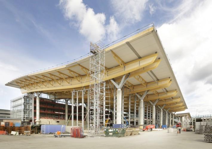 ALLES HOLZ – AIRPORT OSLO-GARDERMOEN